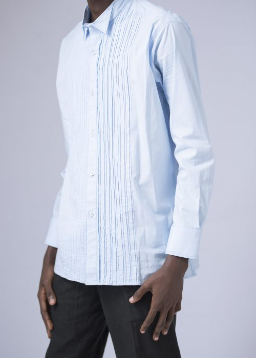 Tuxed Styled Button down shirt
