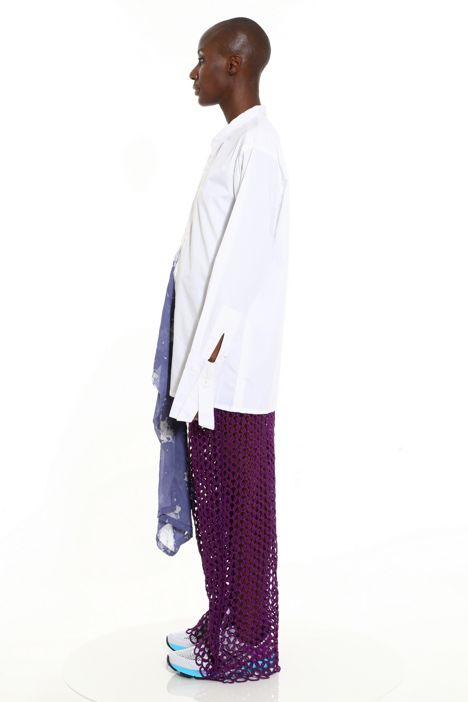 Mope flare pants